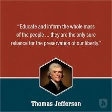 Thomas Jefferson Quotes That Will Inspire You via Relatably.com