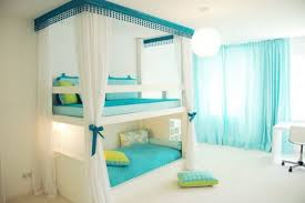 Kids Bedroom For Small Spaces Cute Orange Red And Yellow Themed Bedroom Small Kids Room Ideas