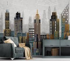 <b>City</b> & <b>Urban</b> - <b>Wallpaper</b> & Wall Murals | AJ <b>Wallpaper</b> | AJ <b>Wallpaper</b>