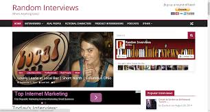 web design the official site of daclaud lee random interviews