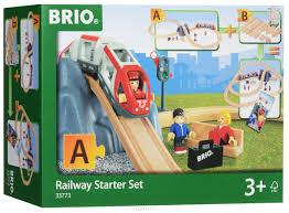 <b>Brio Железная дорога</b> Стартовый набор — купить в интернет ...