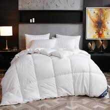 <b>down quilt</b> blanket duvet for <b>winter</b>/summer white cotton cover ...