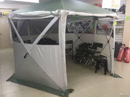 <b>Тент</b> - шатер Палатка <b>Campack Tent</b> A - 2006 W (со стенками ...