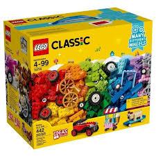 ᐅ <b>LEGO Classic</b> 10715 <b>Модели</b> на колёсах отзывы — 1 честных ...