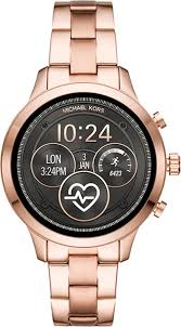 <b>Умные</b> наручные <b>часы Michael</b> Kors MKT5046 с хронографом