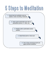 lesson 1 reducing stress stress management for college students handout 5 tips for meditation link