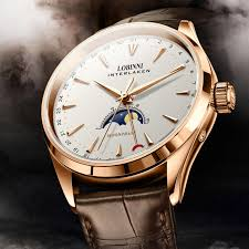 <b>Switzerland LOBINNI</b> Men Watches <b>Luxury Brand</b> Watch Men ...