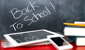 Resultado de imagen de back to school books