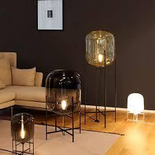 Скандинавский стиль стеклянный <b>торшер</b> огни модный дизайн ...