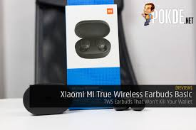 Xiaomi <b>Mi True Wireless Earbuds</b> Basic Review — TWS Earbuds ...