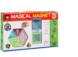 <b>20 pcs</b> Magnetic Building Blocks Learning <b>toy</b> for <b>kids</b> (No.701)