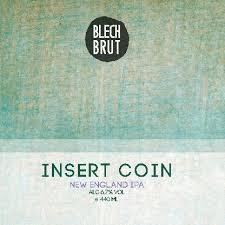 <b>Insert Coin</b> - Blech.Brut - Untappd