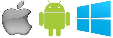 Resultado de imagen de logo android ios png