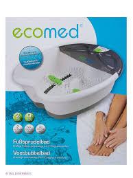 Гидромассажная <b>ванночка</b> для ног Ecomed Foot <b>Spa</b> Medisana ...
