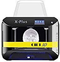 <b>QIDI TECH</b> 3D Printer, <b>Large</b> Size <b>X</b>-<b>Plus</b> Intelligent Industrial Grade ...