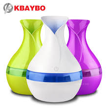 2019 <b>KBAYBO Electric Aroma</b> Essential <b>Oil</b> Diffuser 300ml <b>USB</b> Mini ...