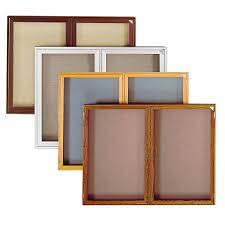 <b>Oak</b> Frame <b>Fabric</b> Tackboard 48x36 - B20682 and more Products