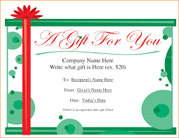 printable gift certificate template notarytemplate printable gift certificate template