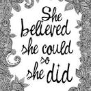 believed