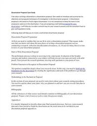 dissertation proposal sample related