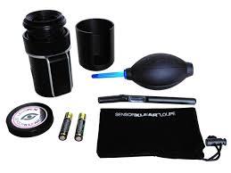 <b>LensPen</b>© - <b>SensorKlear Loupe</b> Kit™ for DSLR Cameras