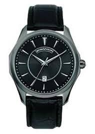 Romanson <b>Часы</b> Romanson TL0337MB(BK). <b>Коллекция</b> Leather ...