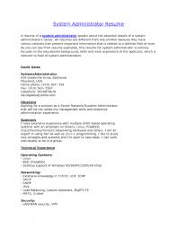 gallery of cognos system administrator resume kronos systems administrator resume