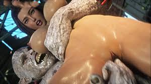 Affect3D Monster Eater 2 final 3D porn comic. Download Free.