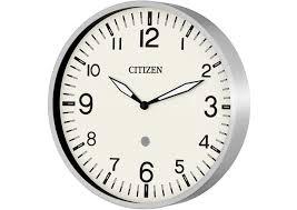 <b>Citizen</b> выпускает новые умные <b>настенные часы</b>