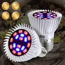 Online Shop CanLing <b>E27 LED Phyto Lamp</b> E14 <b>LED</b> Full Spectrum ...
