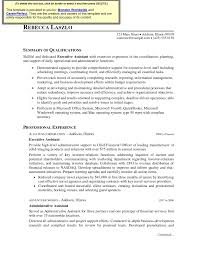 sample administrative assistant resume   free sample resumes    sample administrative assistant resume