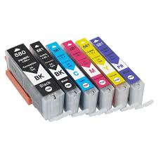 2019 <b>Einkshop PGI 580 CLI 581 Ink</b> Cartridge For Canon PGI580 ...