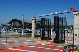 Aix-en-Provence TGV station