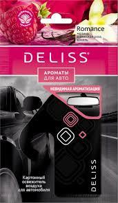 Ароматизаторы для автомобиля <b>Deliss</b> - купить автомобильного ...