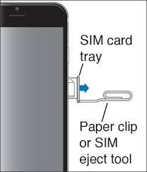 Apple iPhone <b>6s</b> / <b>6s</b> Plus - Remove <b>SIM Card</b>   Verizon Wireless