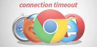 Khắc phục lỗi ERR_CONNECTION_TIMED_OUT