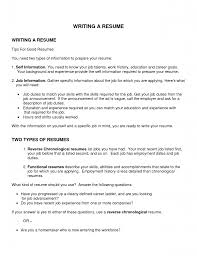 good example of objective on resume template good example of objective on resume