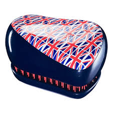 Tangle Teezer <b>Расческа Compact Styler Cool</b> Britannia купить по ...