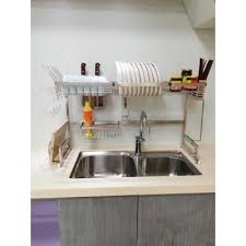 <b>Dish Racks</b> & Sink Racks - <b>Kitchen</b> Sink Organizers - The Home Depot