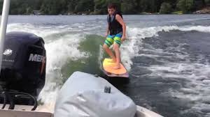 Image result for Wakesurfing: images