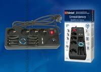 Удлинители и <b>сетевые фильтры Uniel</b>: купить в интернет ...