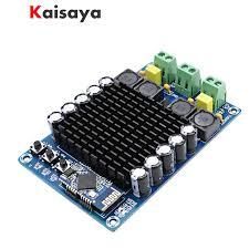 XH-A102 <b>New 4.1 HD</b> Bluetooth <b>TDA7498</b> DC12-24V 100W + 100W ...