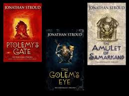 Bartimaeus Trilogy plus Book 4 - Jonathan Stroud