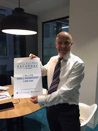 small business saturday uk small business big difference interview martin george of the post office