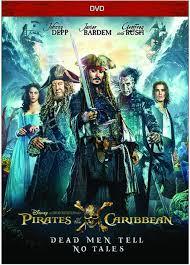 Pirates of the Caribbean: Dead Men <b>Tell No Tales</b> (DVD) - Walmart ...