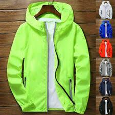 <b>Ветровка</b> из полиэстера пальто и куртки для мужчин | eBay