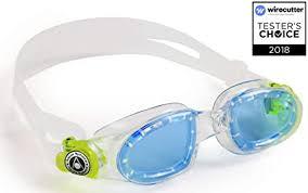 Aqua Sphere Moby Kid Swim Goggle (Blue ... - Amazon.com