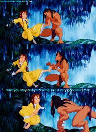 TARZAN. on Pinterest | Tarzan Disney, Society Quotes and Disney via Relatably.com