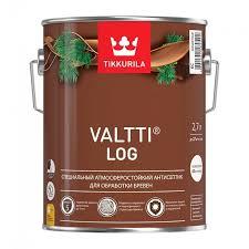 <b>Tikkurila Valtti</b> Log | <b>Tikkurila</b>