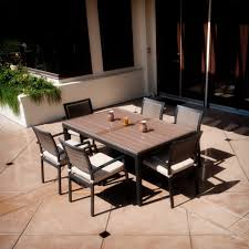 affordable outdoor furniture dining area with high gloss brown is also a kind of outdoor patio dining furniture affordable outdoor furniture